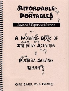 Affordable Portables:  A Working Book of Initiative Activities & Problem Solving Elements