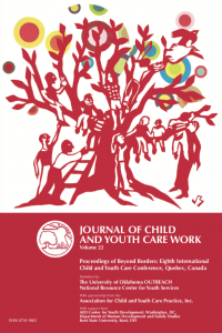 Journal of Child and Youth Care Work Volume 22