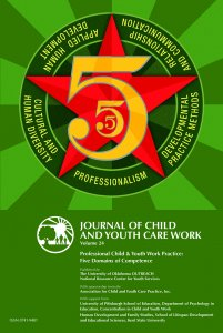 Journal of Child and Youth Care Work Volume 24