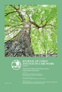 Journal of Child and Youth Care Work Volume 25